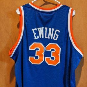 Patrick Ewing basketball jersey (2XL)